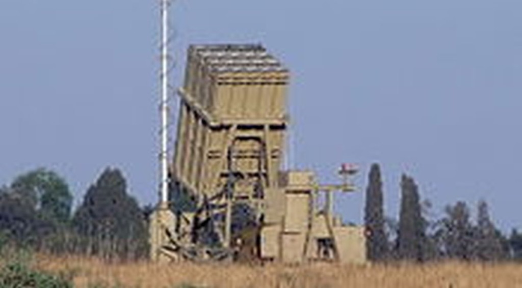 Country Told To Wait Home 10AM-5PM For Iron Dome Delivery