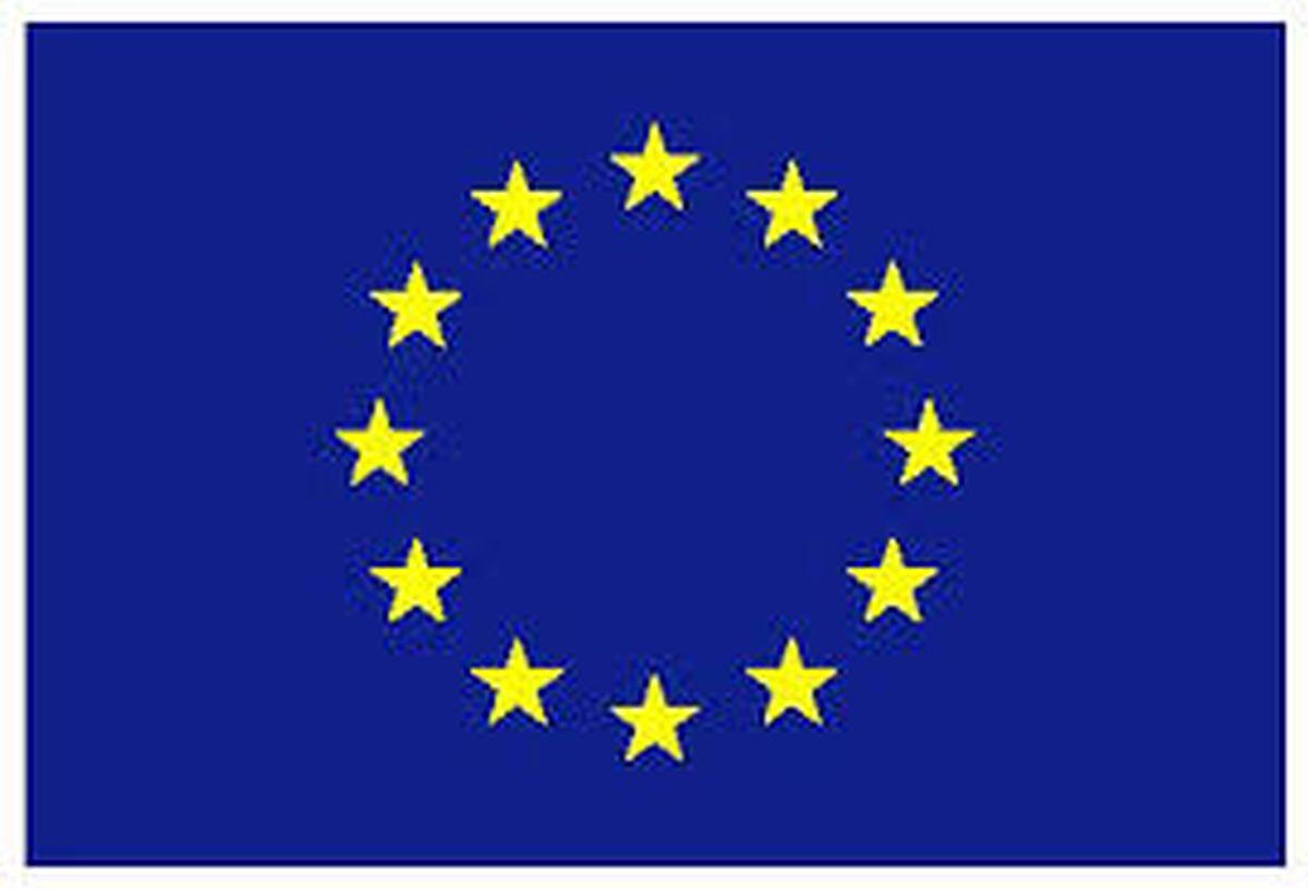 Verbrechen an Juden/Israeliten EU-logo