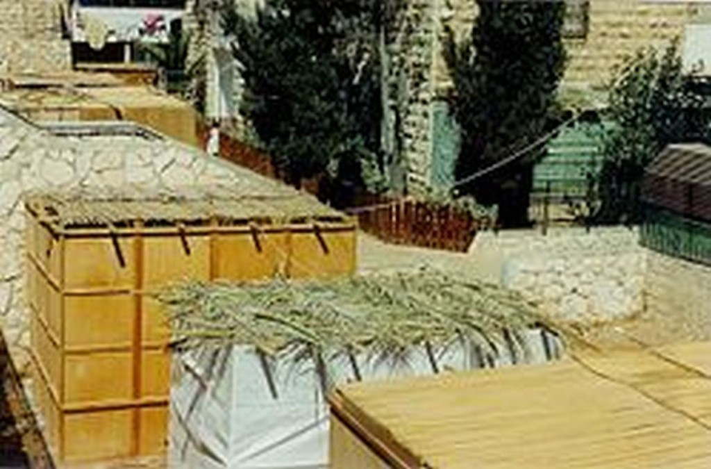 US Complains Was Not Notified Of Sukkah-Building Frenzy