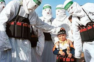 15-Year-Old Hopes He's Not Too Old To Fight For Hamas
