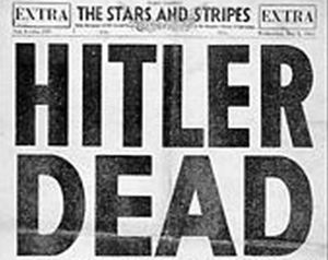 Obama To Send Condolences To Germany On Hitler Death Anniversary
