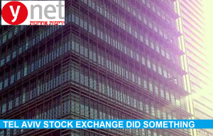 Ynet Reports Fake Stock Exchange Figures; No One Notices