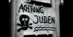 achtung juden