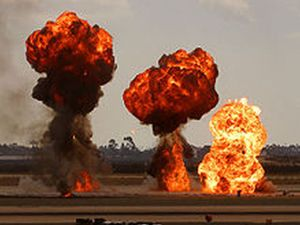 IAF Now Just Trolling Sudan With Fake Explosions