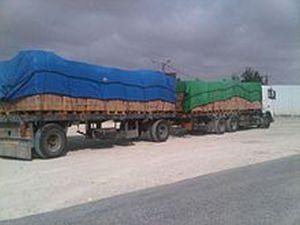 Kerem Shalom cargo