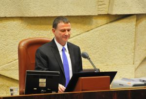 No One Wants To Tell Knesset Speaker His Fly Open