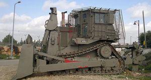 IDF-D9-bulldozer