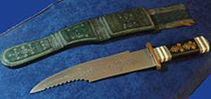 Tuareg knife