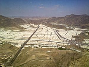 Suspiciously, No Jews Killed In Mecca Stampede
