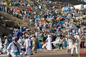 Mossad Unconcerned People Might Catch On To Hajj-Stampede Device