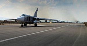 Su-24 in Latakia