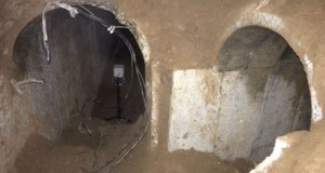 Hamas terrorists infiltrate Israel through tunnels in order to stage deadly attacks