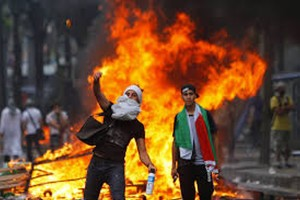 Palestinians Threaten Protests Over Having Protests Ignored