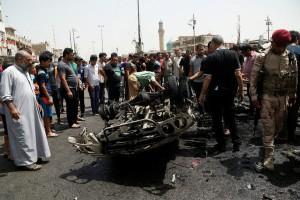 After Baghdad Bombing, Iraqi Officials Fear Islamophobic Backlash