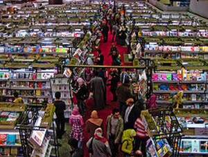 Mideast Book Fair Removes Non-Antisemitic Work