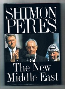 """Amazon Moves Peres's """"The New Middle East"""" To Fantasy Section"""