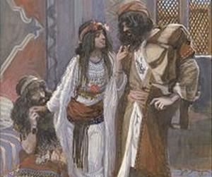 Palestinians Call Rahab Zionist Collaborator