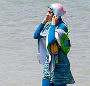 Study: Banning Burkhas OK As Long As Anyone But Israel Does It