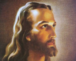Renaissance Jesus Glad He Got That Skin-Whitening Treatment