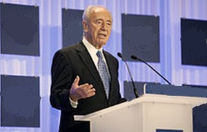 Peres Now Advising Heaven On Economic Reform, Nuclear Development