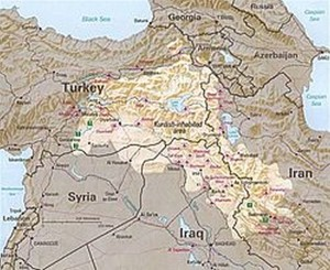 Report: Competent Kurdish State Will Cause Instability, Palestinian Terror State Just Fine