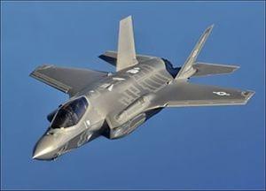 Kosher Meals Unavailable On Board F-35