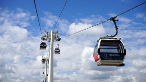 Prospect Of 3rd Temple Appearing Fully-Built On Temple Mount A Challenge For Mt. Of Olives Cable-Car Plan
