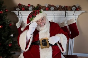 I Don't Actually Maintain My Own Naughty/Nice List – The Mossad Does