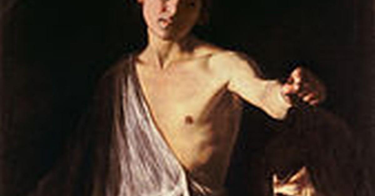caravaggio david with the head of goliath Free shipping buy david with the head of goliath michelangelo merisi da caravaggio (1571-1610 italian) canvas art - (18 x 24) at walmartcom.