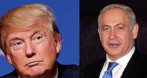 Trump Envoy In Talks With Bibi Over Whether US May Build In Washington