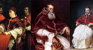 Report: Underneath Clothing, Renaissance Popes Were Naked