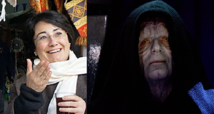 Zoabi Thanks Emperor Palpatine For Supporting Anti-Israel UNESCO Declaration