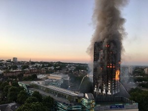 Opposition Fumes: AG Refuses To Investigate Netanyahu Culpability In London Fire