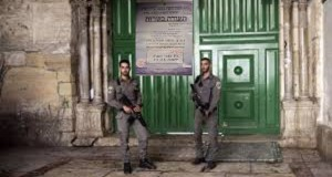 As Temple Mount Security Compromise, Rabbinate Says Just Put Up Certificate