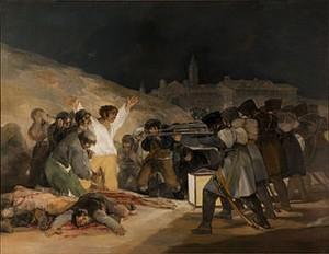 The Third of May, Goya