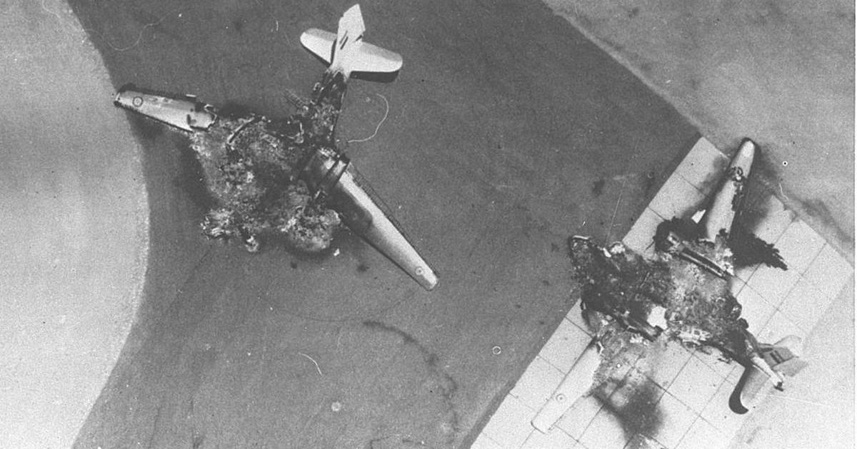 six day war egyptian air force ile ilgili görsel sonucu