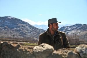 Afghan sldier