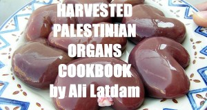 Review: The Harvested Palestinian Organs Cookbook