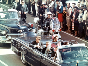 'Breaking The Silence' Spokesman Confesses To Kennedy Assassination