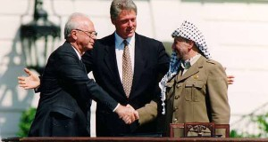 Dalia Rabin Says Clinton Groped Her Father At Oslo Signing