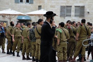 Haredim Refuse To Participate In Moses's Military Census