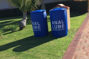 anal lube