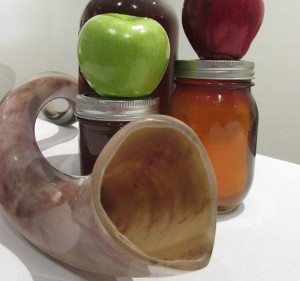 shofar apples honey